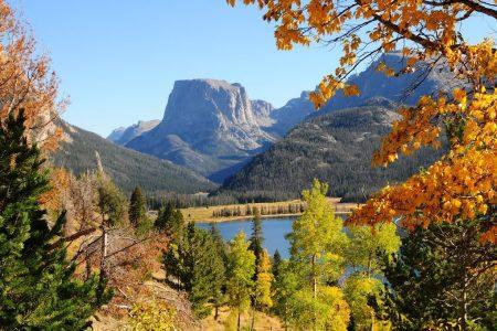 Wyoming Fall Colors