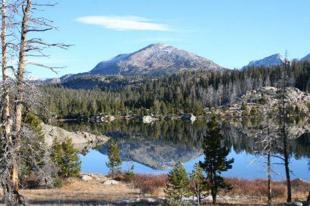 Baldy-over-Karen-Lake-Wyoming