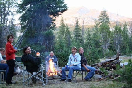 baldy camp-wyoming
