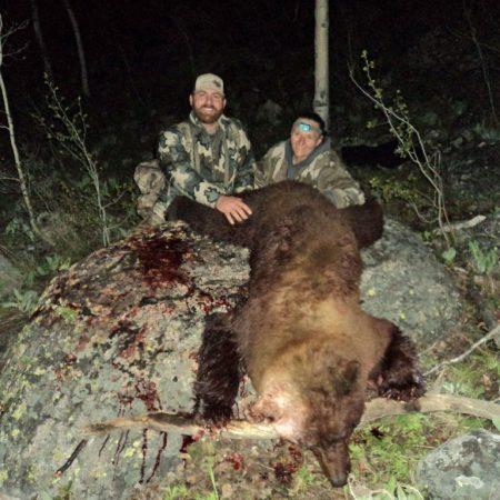 bear hunting-wy